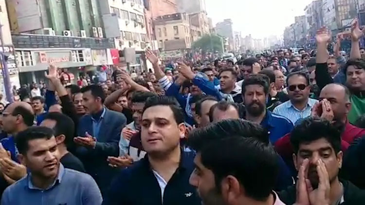 مهدی آل ميثم - گفتگو درباره ی وضعيت فولاد