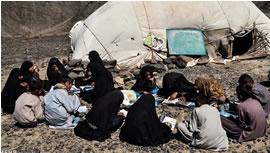 مدارس کپری در ايران