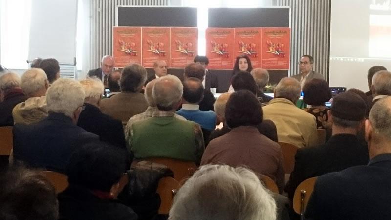 همایش هشتم اتحاد جمهوری خواهان ایران در شهر کلن آلمان