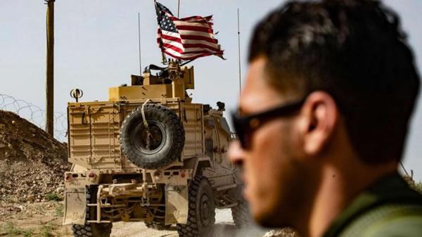 ارتش آمريکا در حال خروج از شمال سوريه