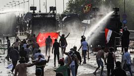 اعتراضات در عراق