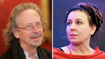 برئدگان جايزه ی ادبی نوبل 2018