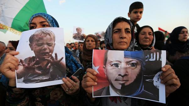 حمله نظامی ترکيه به شمال سوريه