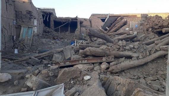 زلزله آذربايجان شرقی