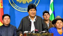 استعفای مورالس