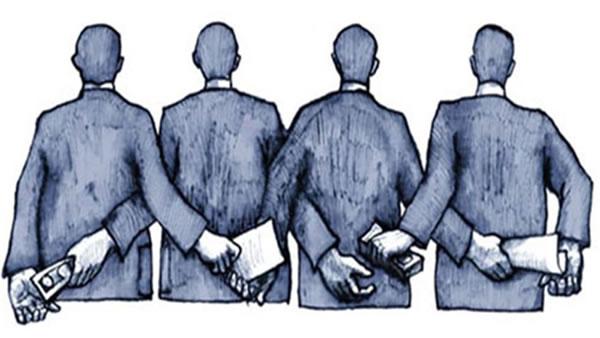 فساد دولتی