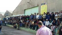 اعتصاب کارگران نيشکر هفت تپه