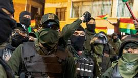 کودتا در بوليوی