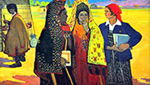 ادبيات ترکمنی