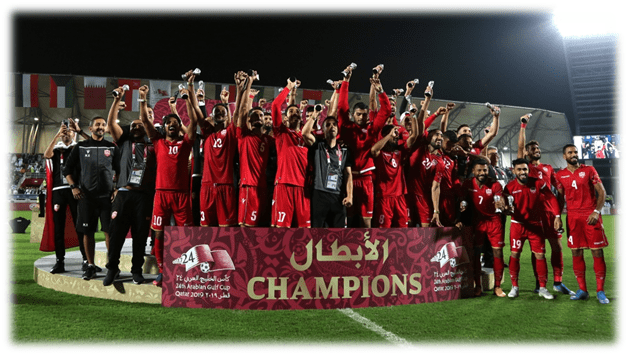 بحرین فاتح جام 24 شد