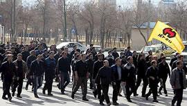 اعتراض های کارگران هپکو