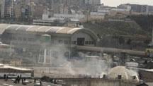 اعتراض و شورش در زندان تبریز