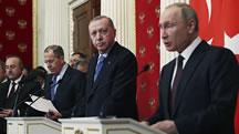 پوتین و اردوغان بر سر آتشبس در ادلب سوریه توافق کردند
