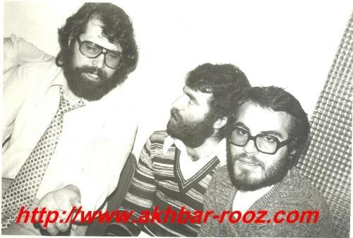 اسماعیل خویی و امیرپرویز پویان
