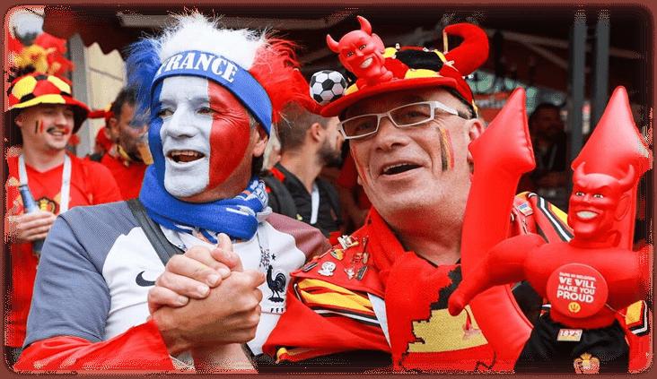 مسکو: بیش از ۲هزار هوادار خارجی جام جهانی ۲۰۱۸، هنوز در روسیه هستند