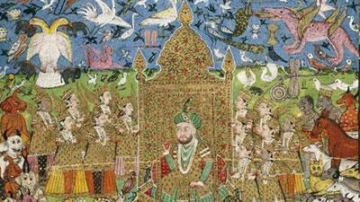 پیدایش موریانه و پایان سلیمان - احمد زاهدی لنگرودی