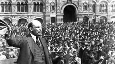 جنگ داخلی در روسيه