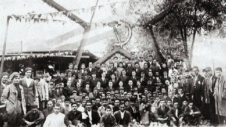 صدسالگی حزب کمونیست ایران