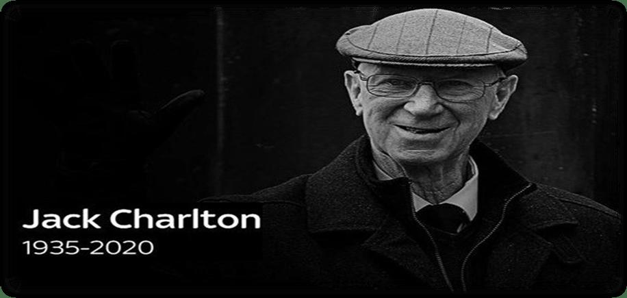 جک چارلتون درگذشت