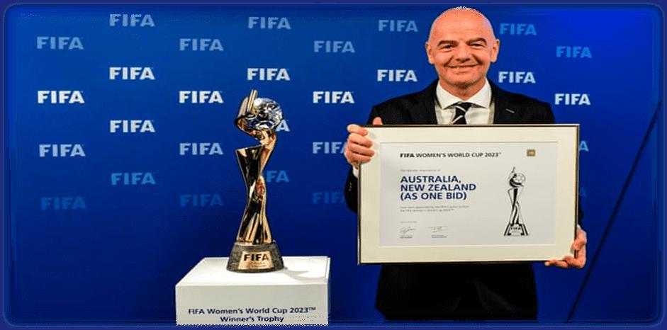 Australia and New Zealand's winning Women's World Cup bid is a ...