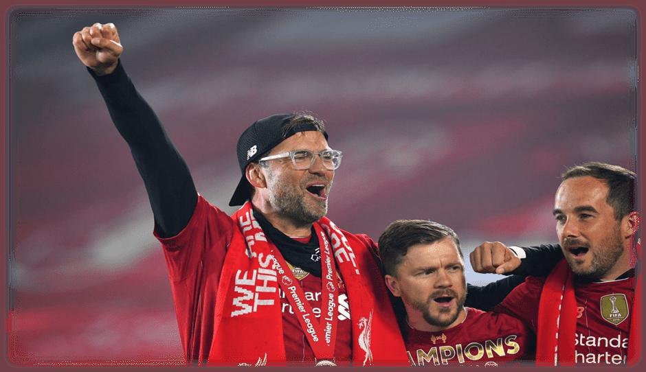 لیورپول - لیگ برتر - Liverpool - جشن قهرمانی