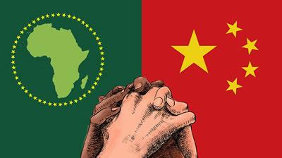 چين - آفريقا
