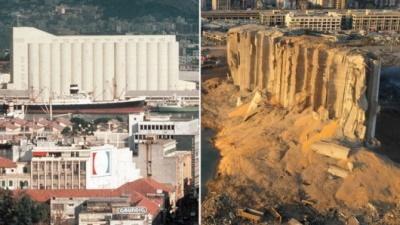 انفجار در بیروت: فاجعه در کشوری که در بحران و شورش است- ترجمه: پروین اشرفی